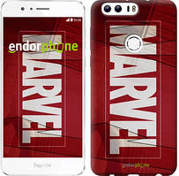 "Чехол на Huawei Honor 8 Marvel ""2752u-351"""