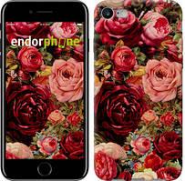 """Чехол на iPhone 7 Цветущие розы """"2701c-336"""""""