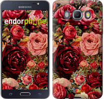 """Чохол на Samsung Galaxy J5 (2016) J510H Квітучі троянди """"2701c-264"""""""