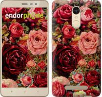 "Чехол на Xiaomi Redmi Note 4 Цветущие розы ""2701c-352"""