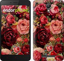 "Чехол на Xiaomi Redmi Note 2 Цветущие розы ""2701c-96"""