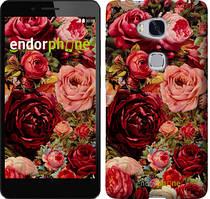 "Чехол на Huawei Honor 5X Цветущие розы ""2701u-176"""