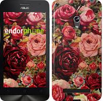 "Чохол на Asus Zenfone 5 Квітучі троянди ""2701c-81"""