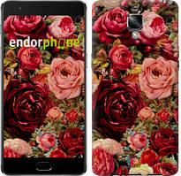"""Чехол на OnePlus 3 Цветущие розы """"2701u-334"""""""