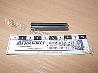 Штифт пружинный 12*60, каталожный № DIN 481