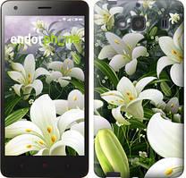 "Чехол на Xiaomi Redmi 2 Белые лилии ""2686c-98"""
