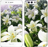 """Чохол на Huawei Honor 8 Білі лілії """"2686u-351"""""""