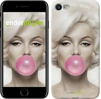 """Чехол на iPhone 7 Мэрлин Монро """"1833c-336"""""""