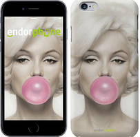 "Чехол на iPhone 6 Plus Мэрлин Монро ""1833c-48"""