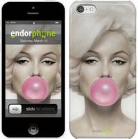 """Чехол на iPhone 5c Мэрлин Монро """"1833c-23"""""""