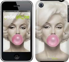 """Чехол на iPhone 3Gs Мэрлин Монро """"1833c-34"""""""