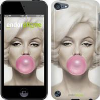 Чехол на iPod Touch 5 Мэрлин Монро, Белый