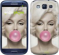 """Чехол на Samsung Galaxy S3 Duos I9300i Мэрлин Монро """"1833c-50"""""""