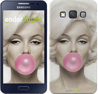 "Чехол на Samsung Galaxy A3 A300H Мэрлин Монро ""1833c-72"""