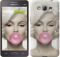 "Чехол на Samsung Galaxy Grand Prime G530H Мэрлин Монро ""1833c-74"""