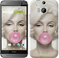 """Чехол на HTC One M8 Мэрлин Монро """"1833c-30"""""""