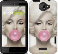 """Чехол на HTC One X+ Мэрлин Монро """"1833c-69"""""""