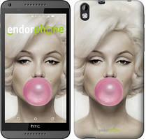 "Чехол на HTC Desire 816 Мэрлин Монро ""1833u-169"""