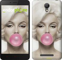 "Чехол на Xiaomi Redmi Note 2 Мэрлин Монро ""1833c-96"""