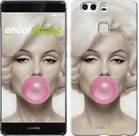 "Чохол на Huawei P9 Plus Мерлін Монро ""1833u-300"""