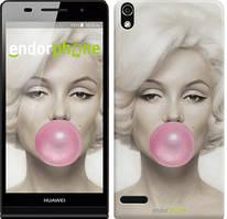 """Чехол на Huawei Y6 II Мэрлин Монро """"1833u-338"""""""