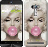 "Чехол на Asus ZenFone Selfie ZD551KL Мэрлин Монро ""1833u-116"""