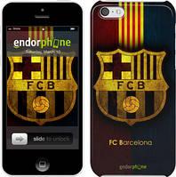 """Чехол на iPhone 5c Барселона 1 """"326c-23"""""""