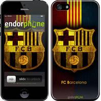"""Чехол на iPhone 5 Барселона 1 """"326c-18"""""""