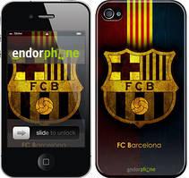"""Чехол на iPhone 4s Барселона 1 """"326c-12"""""""