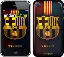 """Чехол на iPhone 3Gs Барселона 1 """"326c-34"""""""