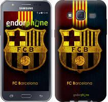 "Чехол на Samsung Galaxy J5 J500H Барселона 1 ""326c-100"""