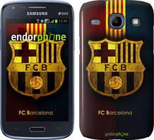 Чехол на Samsung Galaxy J1 Ace J110H Желтый, Барселона 1