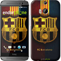"""Чехол на HTC One M8 Барселона 1 """"326c-30"""""""