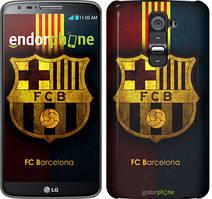 "Чехол на LG G2 Барселона 1 ""326u-37"""