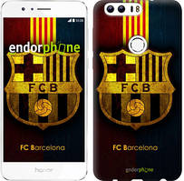 "Чехол на Huawei Honor 8 Барселона 1 ""326u-351"""