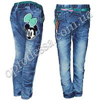 Детские джинсы для девочек оптом на 7км