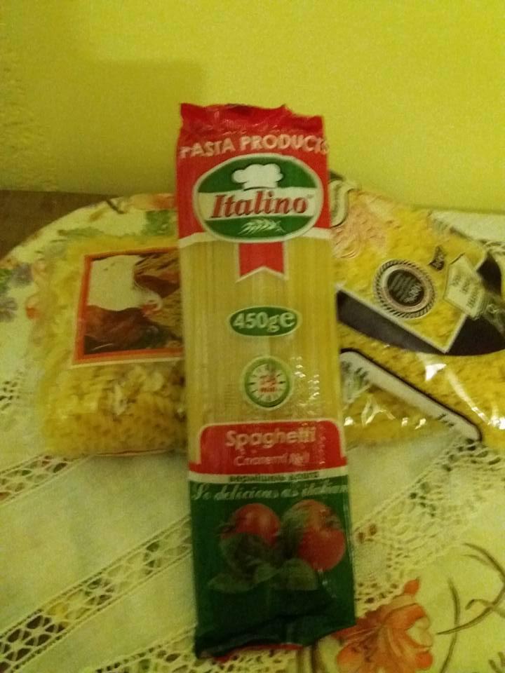 Спагетти ITALINO