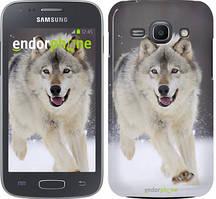 "Чохол на Samsung Galaxy J1 (2016) Duos J120H Біжить вовк ""826u-262"""