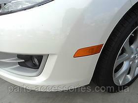 Mazda 6 2009-13 лівий поворотник повторювач повороту у бампер США Новий Оригінал