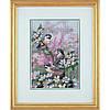 Dimensions Синички весной (Chickadees in Spring) 06884 Набор для вышивки крестом