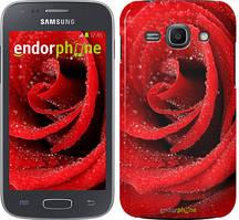 "Чохол на Samsung Galaxy J1 (2016) Duos J120H Червона троянда ""529u-262"""