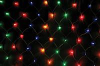 Гирлянда светодиодная (сетка) 240 диодов мульти