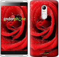 """Чохол на Lenovo Vibe K5 Note Червона троянда """"529c-394"""""""