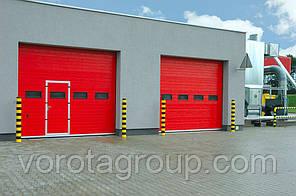 Промышленные ворота Alutech ProTrend 2.8*2м
