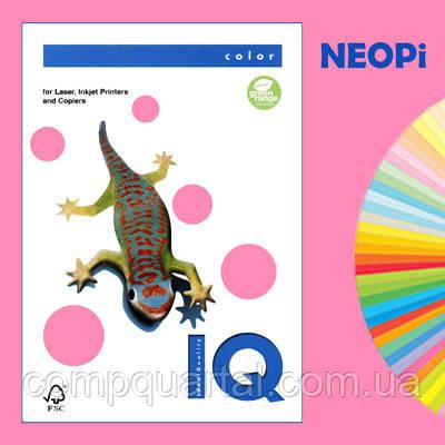 Папір кольоровий 80г/м, А3 500арк. Mondi IQ NEOPI  (Інтенсивний рожевий)