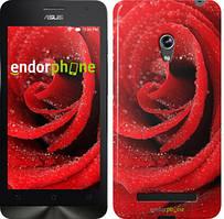 """Чохол на Asus Zenfone 5 Червона троянда """"529c-81"""""""