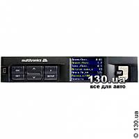 Маршрутный бортовой компьютер Multitronics C340 c TFT дисплеем, подсветка RGB для Самара, Самара-2