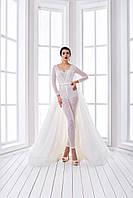 Ультрасовременный свадебный костюм для стильных невест