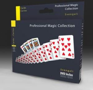 "Набор фокусника 505 фокус ""Oid Magic"", ""Карты Свенгали"""