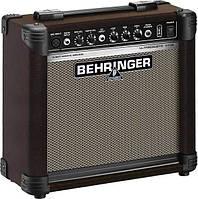 Комбоусилитель для акустической гитары BEHRINGER AT108